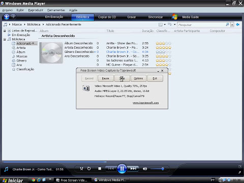 Como adicionar musicas ao windows media player