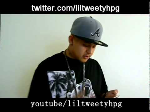 Lil Tweety Answers Twitter (new 2012) video
