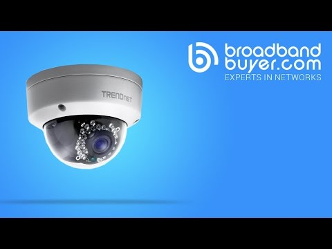 TRENDnet: Viewing IP Cameras Over The Internet