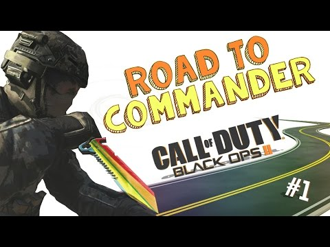 Black Ops 2 Knife Road To Commander #1 video