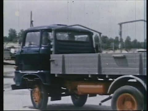 DDR Nutzfahrzeug IFA W50L