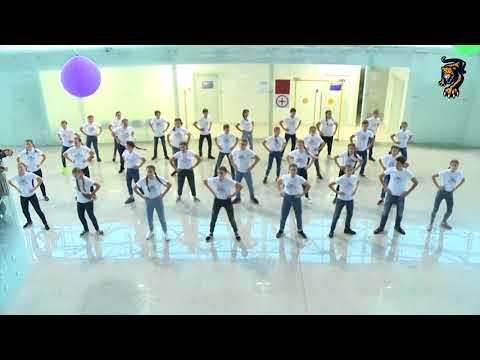 """Танцуй, школа!"": МОУ СОШ № 38"
