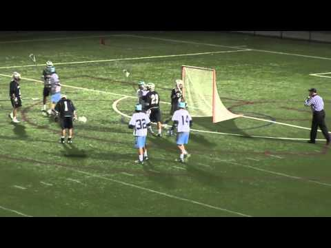 Hughes Moffett Lacrosse Highlights, The Lovett School, 2013 - 08/20/2013