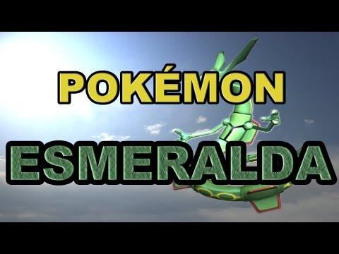 Pokémon Esmeralda Ep.18 - El CEMENTERIO POKÉMON