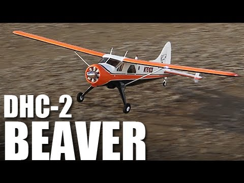 Flite Test - Flyzone DHC-2 Beaver - REVIEW