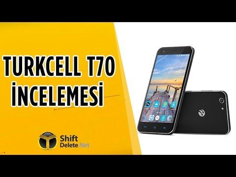 Teknoloji Videoları - Turkcell T70 İnceleme