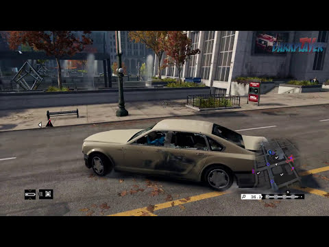 Watch Dogs Mod Ultra Graphics E3 2012