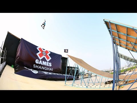 FULL BROADCAST: Skateboard Big Air Elimination | X Games Shanghai 2019
