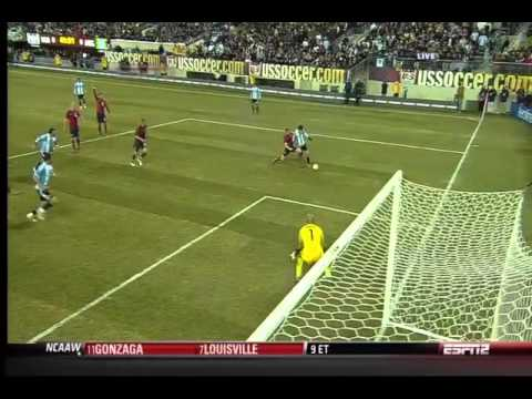 Messi vs USA 27.03.2011