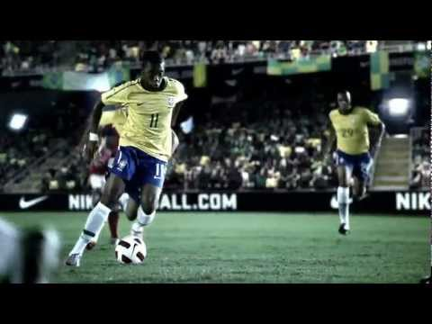 Robinho Write the Future (HD)