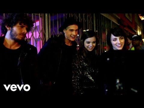 download lagu Hailee Steinfeld - Rock Bottom Behind The Scenes – Haiz Edit Ft. DNCE gratis