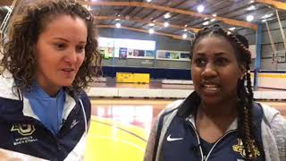 Marquette Women's Basketball Day 2: Mebourne