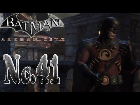 Batman arkham city - Red Robin Extreme Challenge Maps