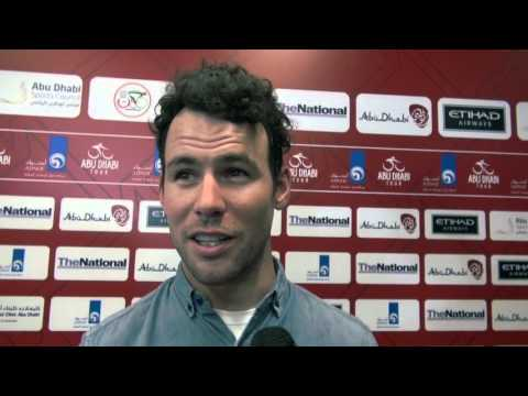 Mark Cavendish Abu Dhabi Tour 2015 - Le Star dell'Abu Dhabi Tour