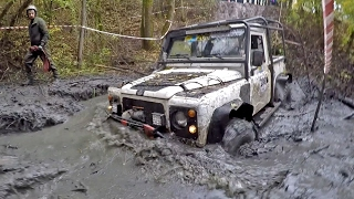 Land Rover Defender vs УАЗ vs Nissan PATROL vs Toyota Land Cruiser vs ATV [Off-Road 4х4 RFC UKRAINE]