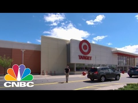 Target Takes $7 Billion Loss & Exits Canada | CNBC
