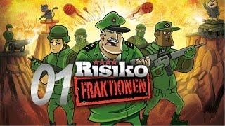 Let's Play Risiko Fraktionen [Multiplayer/German] #01 - Das Duell um die Welt