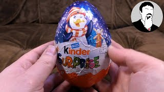 Kinder Christmas Eggs 2018 | Ashens