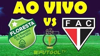 🔴 FLORESTA 2x1 FERROVIÁRIO | CAMPEONATO CEARENSE | 12/02/2019