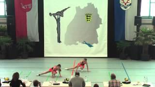 Laura Walter & Nina Kerner - Ländle Cup 2015