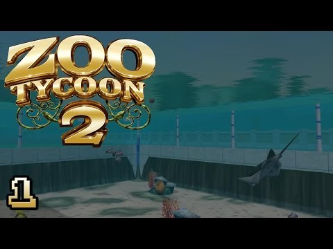 Zoo Tycoon 2: Ultimate Collection - Ep. 1 - Ray of Sunshine