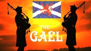 ️last Of The Mohicans The Gael Pipes Drums Royal Scots Dragoon Guards ️