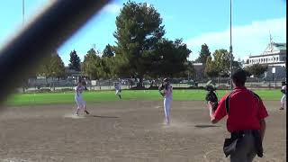 Thrashers 10-28-2018 Hannah nice catch OUT