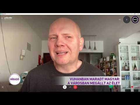 Vuhanban maradt magyar: A városban megállt az élet