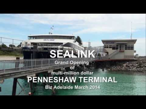 Sealink Multi Million Dollar Terminal Penneshaw Kangaroo Island