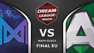 Nigma vs Alliance EU Final #3 Leipzig Major DreamLeague S13 2019 Highlights Dota 2