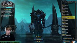 YOUTUBERZY I STREAMERZY ODCHODZĄ A JA GRAM - World of Warcraft: Battle for Azeroth
