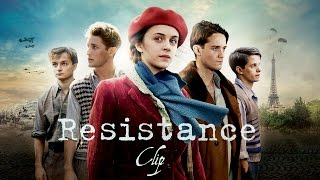 Clip from the TV series RESISTANCE