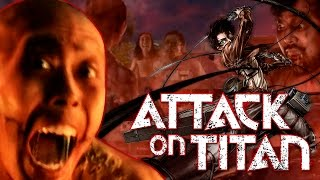 Attack On Titan Live Action # Reseña #Crítica #Review