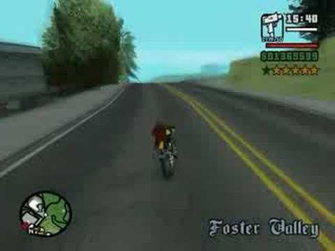 GTA:San Andreas - Elven Porno
