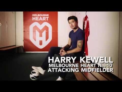 Melbourne Heart FC 2013-14 Membership Campaign - BELIEVE (Harry Kewell 30sec Spot)