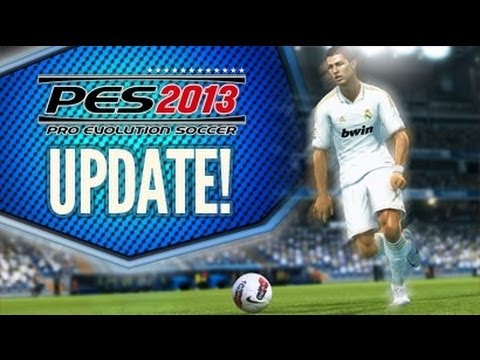 pes 2013 how to update pes 2013 latest patch pes 2013 how update pes ...