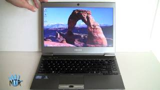 Toshiba Portege Z830 Review