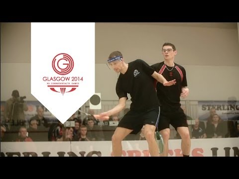 Scotland's hopefuls for squash gold in Glasgow 2014 | Behind The Games