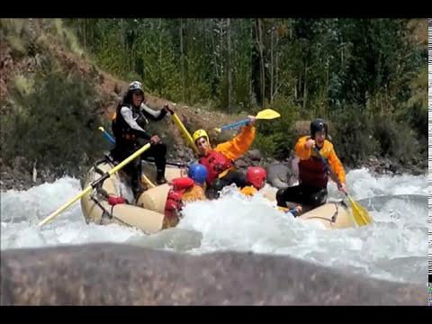 URUBAMBA!!!!! peru rafting 2012