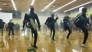 Moreau Catholic Class of 2019 Ninjuniors Dance