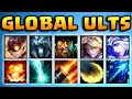 GLOBAL ULTS TEAM 2018 | MOST BROKEN TEAM EVER | THEY CAN'T EVEN MOVE |