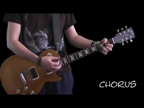 Slash - By The Sword (new slow lesson more acurate)