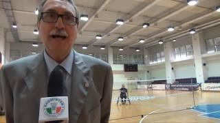 A Roma 1° Torneo Nazionale di Para-Badminton
