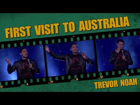 Trevor Noah - Melbourne Comedy Festival