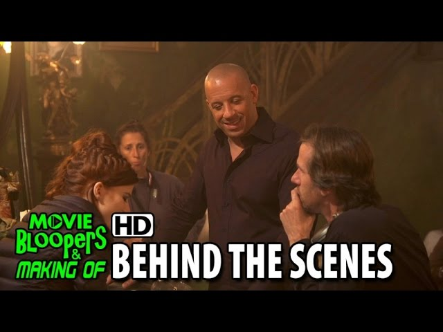 The Last Witch Hunter (2015) Behind the Scenes