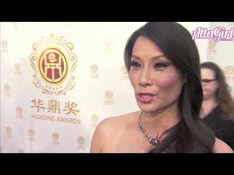 Lucy Liu Hosts China's Oscars - the Huading Awards In Hollywood video