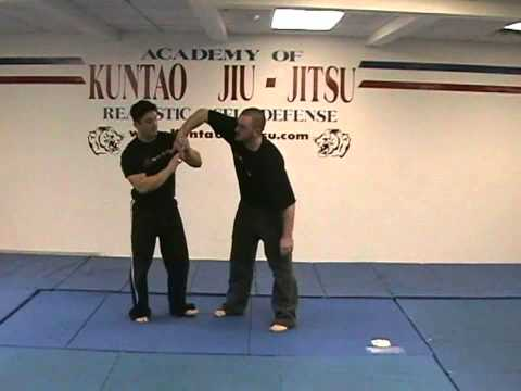 Kuntao Jiu-Jitsu Instructional Training Video - Striking D Image 1