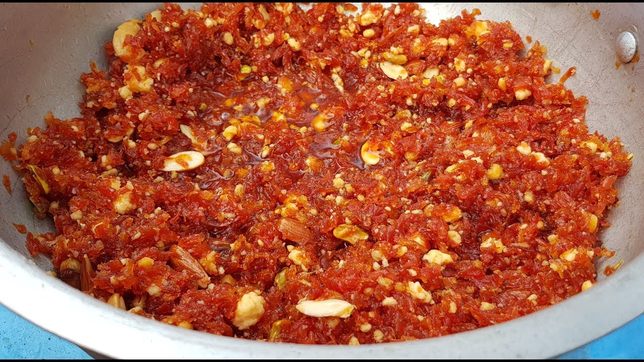 Gajar Ka Halwa Recipe | Simple and Delicious Gajar Halwa | Carrot Halwa | Village Food Secrets