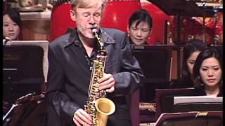 Concerto for Alto Saxophone and Chinese Orchestra No  1