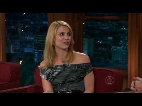 "Claire Danes - Interview ""Late show with Craig Ferguson"" (2010)"